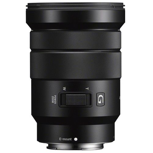 Lente Sony E PZ 18-105mm f/4 G OSS Lens