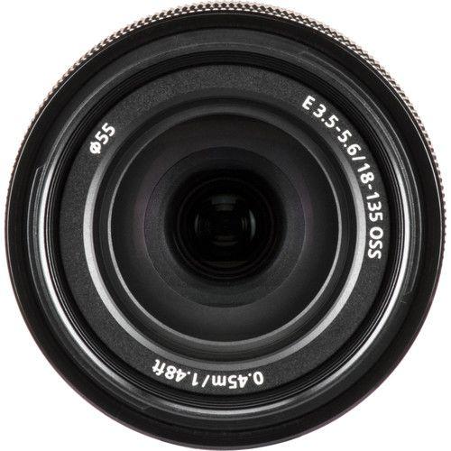 Lente Sony e Sel 18-135MM F/3.5-5.6 Oss