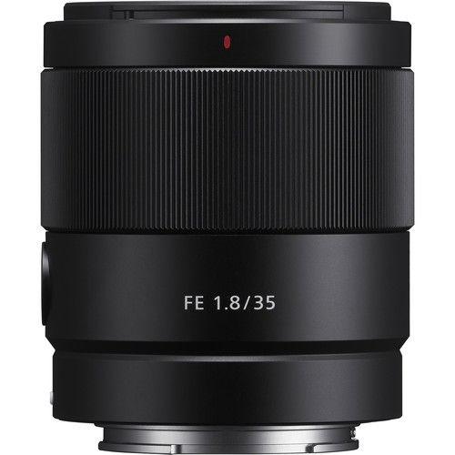 Lente Sony e Sel Fe 35MM F/1.8F