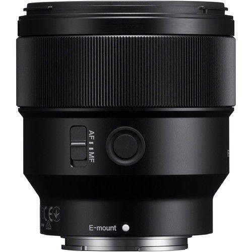 Lente Sony FE 85mm f/1.8