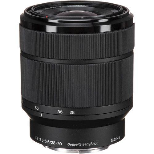 Lente Sony SEL28-70 Fe F3.5-5.6 Oss