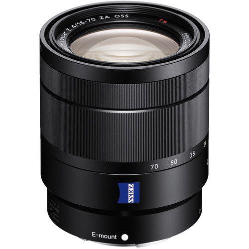 Lente Sony Sel 16-70MM F/4 Zeiss