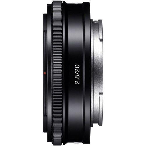 Lente Sony Sel 20MM F/2.8