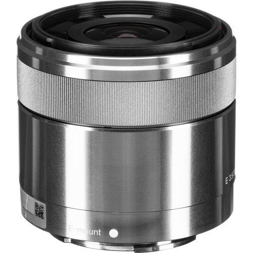 Lente Sony SEL 30mm F/3.5 Macro