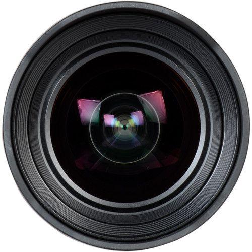 Lente Sony SEL FE 12-24mm F/4G