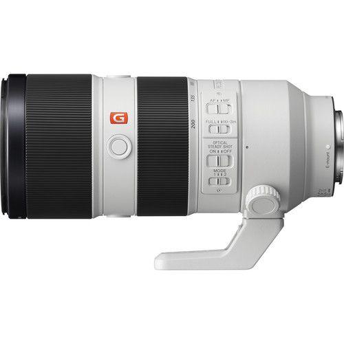 Lente Sony Sel 70-200MM F/2.8 GM Oss