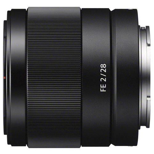 Lente Sony Sel Fe 28MM F/2.0