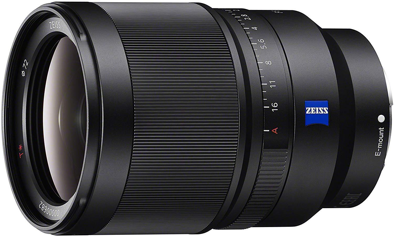 Lente Sony Sel FE 35mm f/1.4 zeiss
