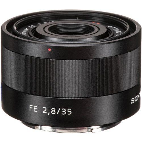 Lente Sony Sel Fe 35MM F/2.8ZA F/2.8 Zeiss