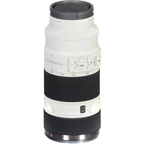 Lente Sony FE 70-200mm f / 4 G OSS