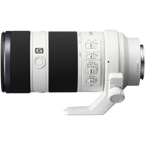 Lente Sony Sel Fe 70-200MM F/4 G Oss