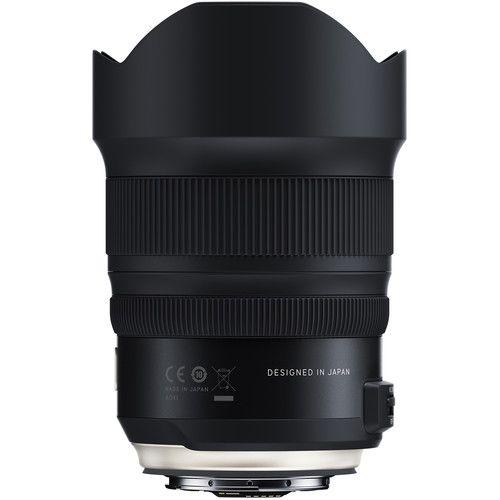 Lente Tamron SP 15-30mm f / 2.8 Di VC USD G2 para Canon EF