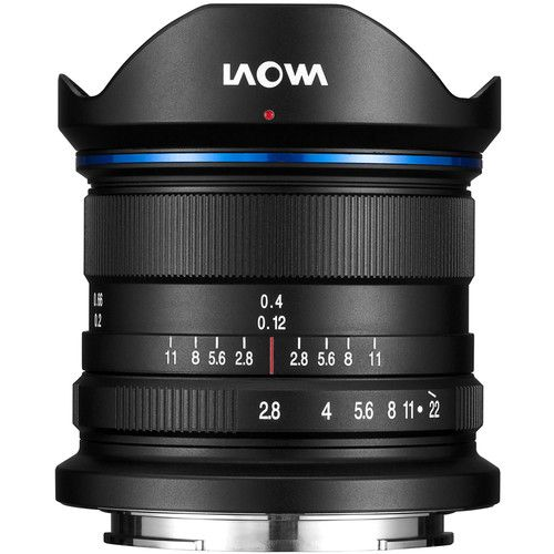 Lente Venus Optics Laowa 9mm f / 2.8 Zero-D para Sony E