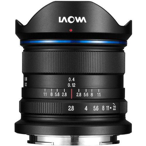 Lente Venus Optics Laowa 9mm f / 2.8 Zero-D para Sony E