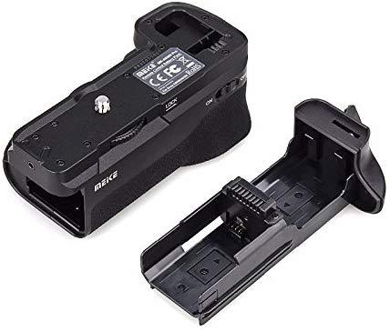 Meike MK-A6300 - Suporte de pacote de força de aperto vertical para câmera Sony A6300 A6000