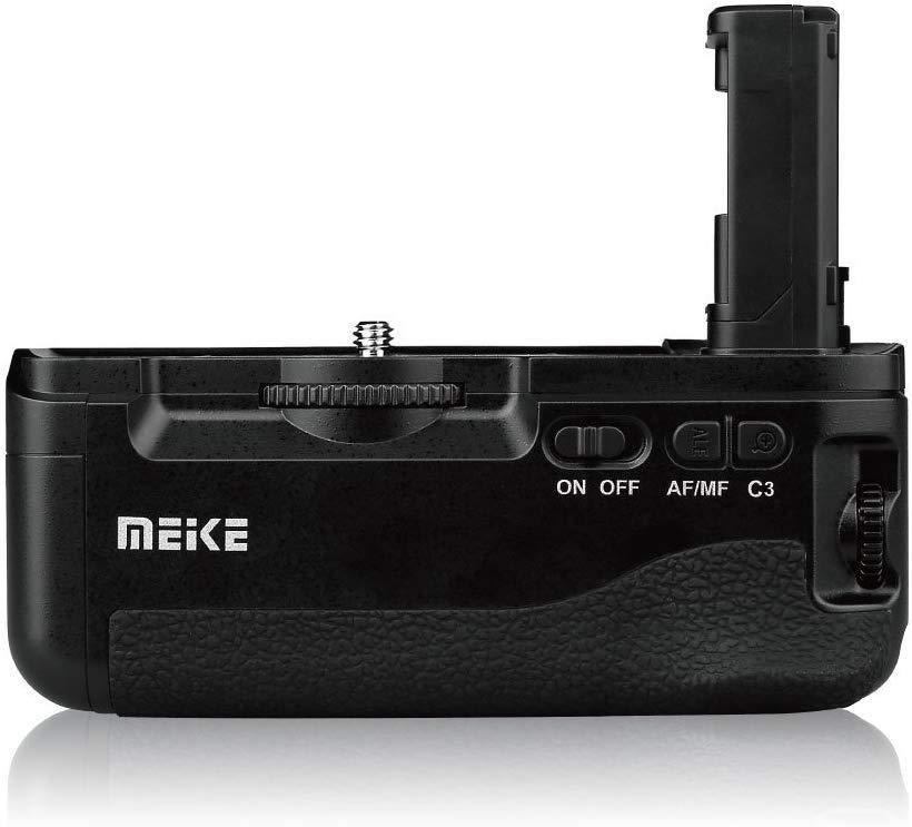 MEIKE MK-A7II Pro A72 Pro Aperto da bateria profissional Equipar 2.4 G 100 metros Controle remoto sem fio Fit Sony A7II A7MII A7RII A7SII