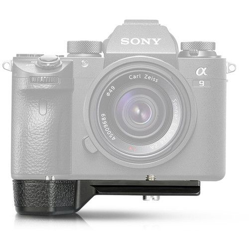 Meike MK A9 Professional Vertical Battery Grip for Sony A9 A7RIII A7III Camera