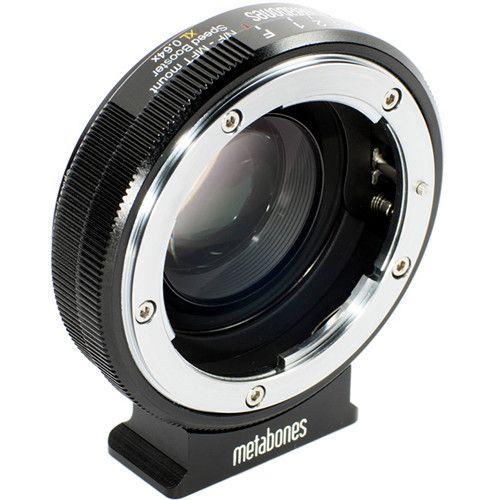 Metabones Nikon G to Micro Four Thirds XL 0.64x Speed Booster