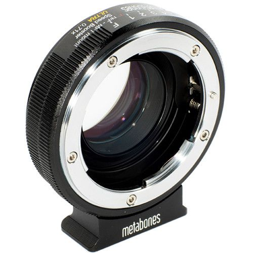 Metabones Speed Booster Ultra 0.71x Adapter para Nikon G Lens para Micro Four Third-Mount Camera