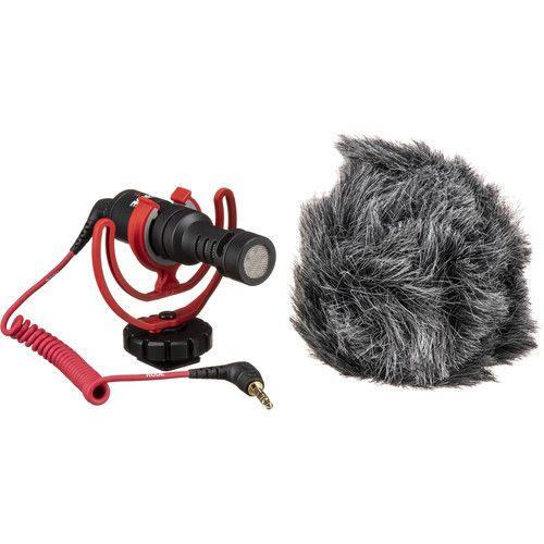 Microfone Rode Videomicro