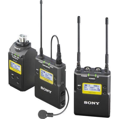 Microfone Sony Sony UWP-D16