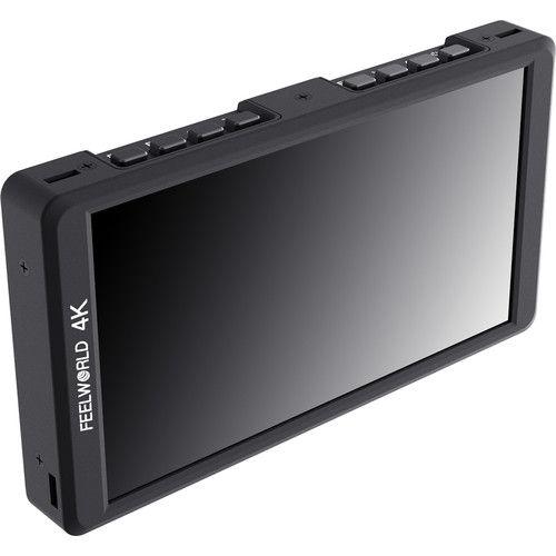 "Monitor FeelWorld F570 5.7"" IPS 4K HDMI On-Camera"