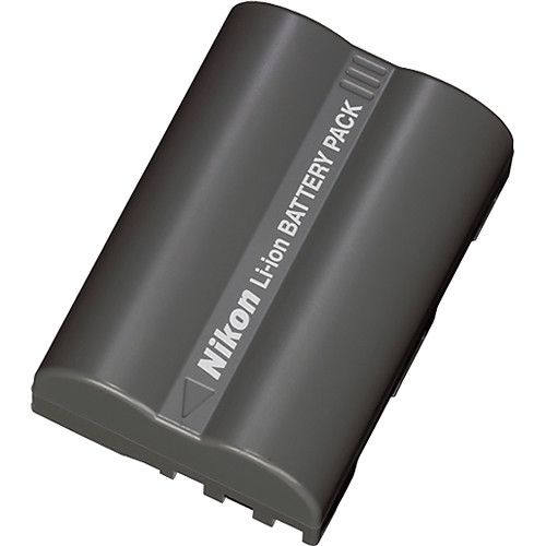 Nikon EN-EL3e Rechargeable Lithium-Ion Battery (1410mAh)