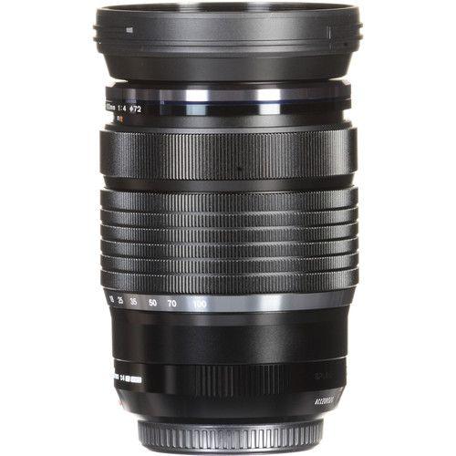 Olympus M.Zuiko Digital ED 12-100mm f/4 IS PRO Lens