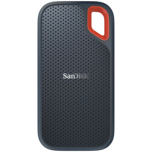 SanDisk 2TB Extreme Portable USB 3.1 Type-C External SSD