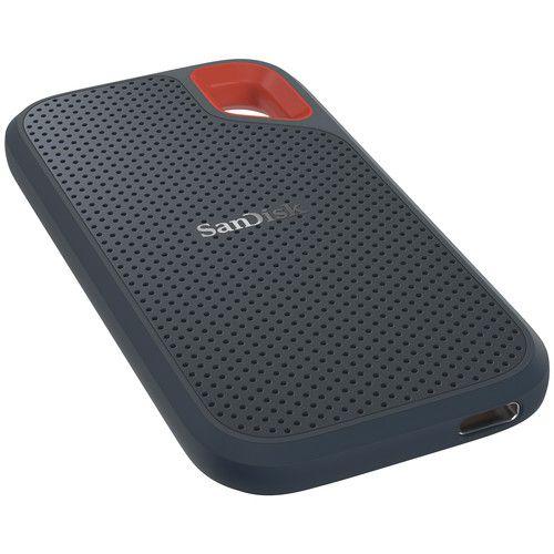 SanDisk SSD externo portátil extremo USB 3.1 tipo C de 1 TB