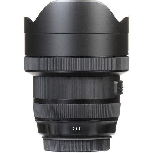 Sigma 12-24mm f / 4 DG HSM Art Lens para Canon EF