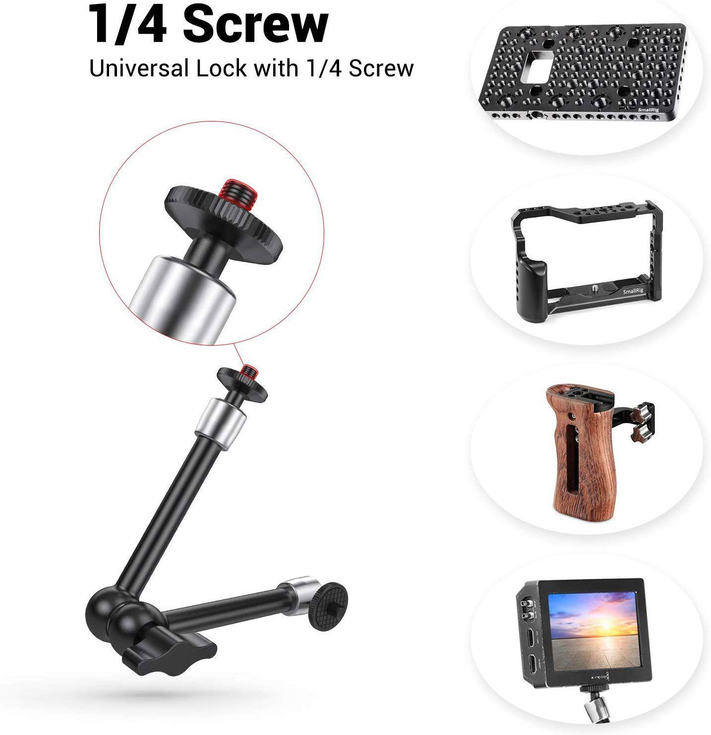 SMALLRIG 11 inch Adjustable Power Articulating-2066