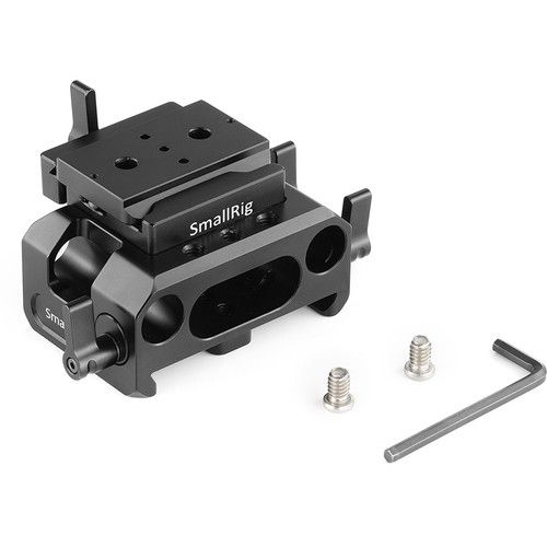 SmallRig 15mm LWS Baseplate for BMPCC 6K & 4K (Arca-Type)-2261