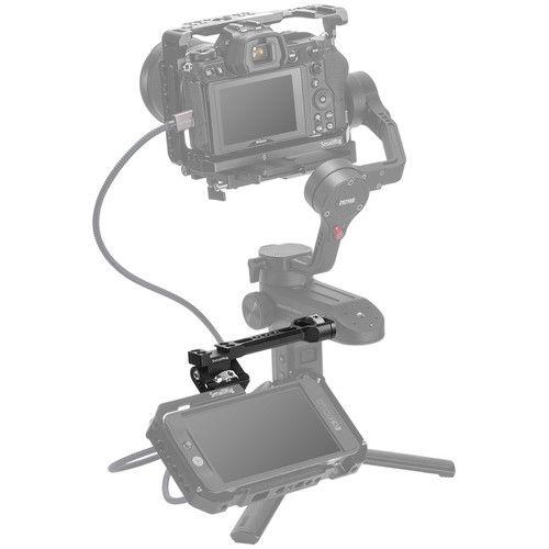 SmallRig Adjustable Monitor Mount for Select Handheld Gimbals-2386