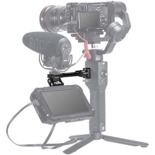 SmallRig Adjustable Monitor Mount for Select Handheld Gimbals-2386