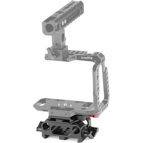 SMALLRIG BMPCC Baseplate for Manfrotto 501PL-2266