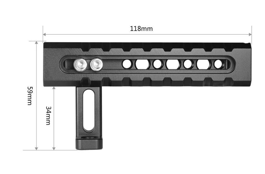 SmallRig Camera/Camcorder Action Stabilizing Universal Handle