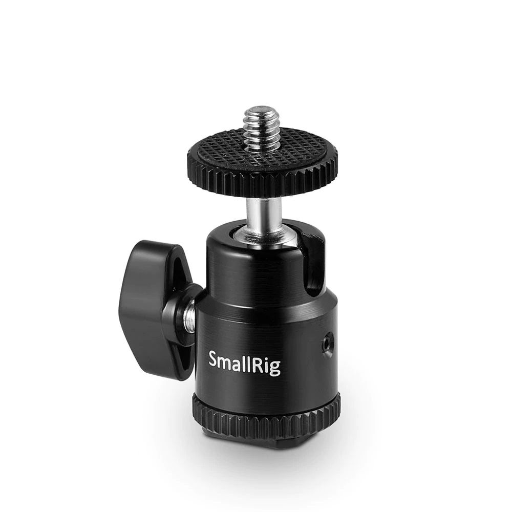 """SmallRig Cold Shoe to 1/4"""" Threaded Adapter 761"""
