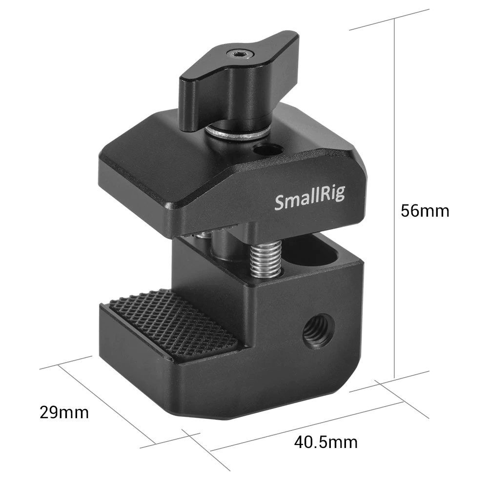 SmallRig Counterweight & Mounting Clamp Kit for DJI Ronin-S/Ronin-SC and Zhiyun WEEBILL-S/CRANE Series BSS2465