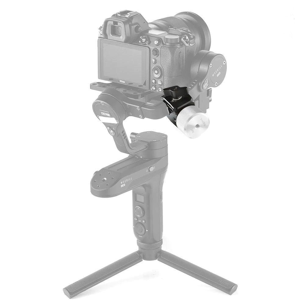 SmallRig Counterweight & Mounting Clamp Kit for DJI Ronin-S/Ronin-SC and Zhiyun WEEBILL-S/CRANE Series BSS2465