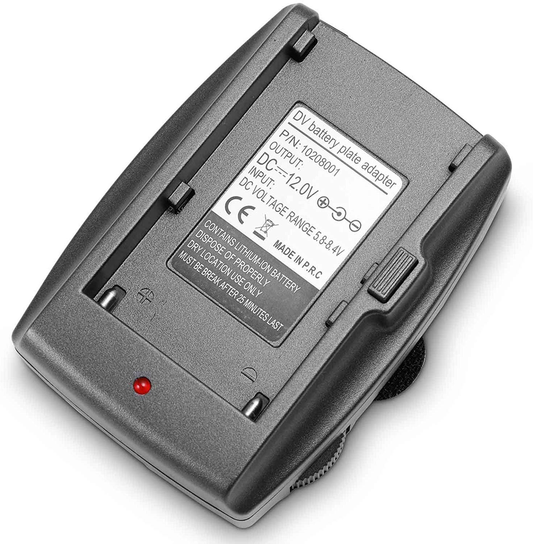 SMALLRIG DV Battery Plate Adapter for BMPCC/BMCC/BMPC - 1765