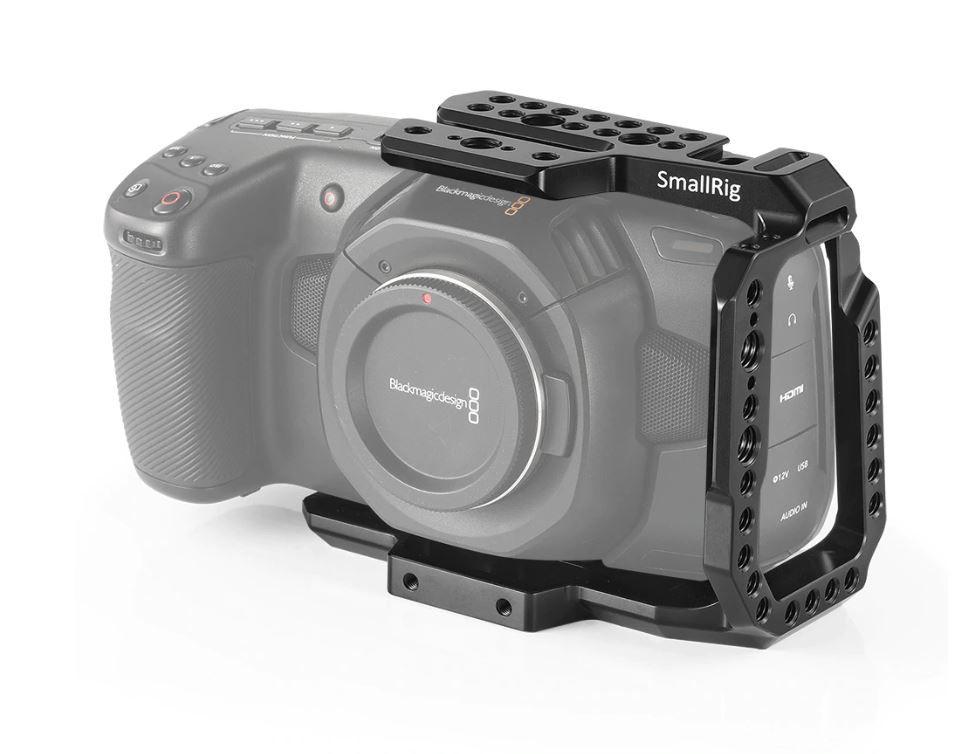 SmallRig Half Cage for Blackmagic Design Pocket Cinema Camera 4K