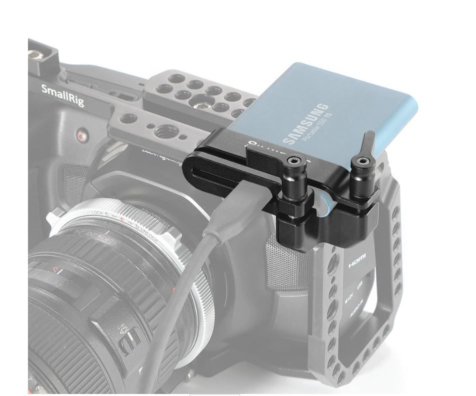 SmallRig Mount for Samsung T5 SSD-2245