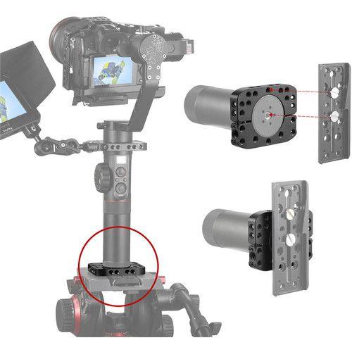 SMALLRIG Mounting Rod Clamp Ring for Zhiyun Crane2 - 2119