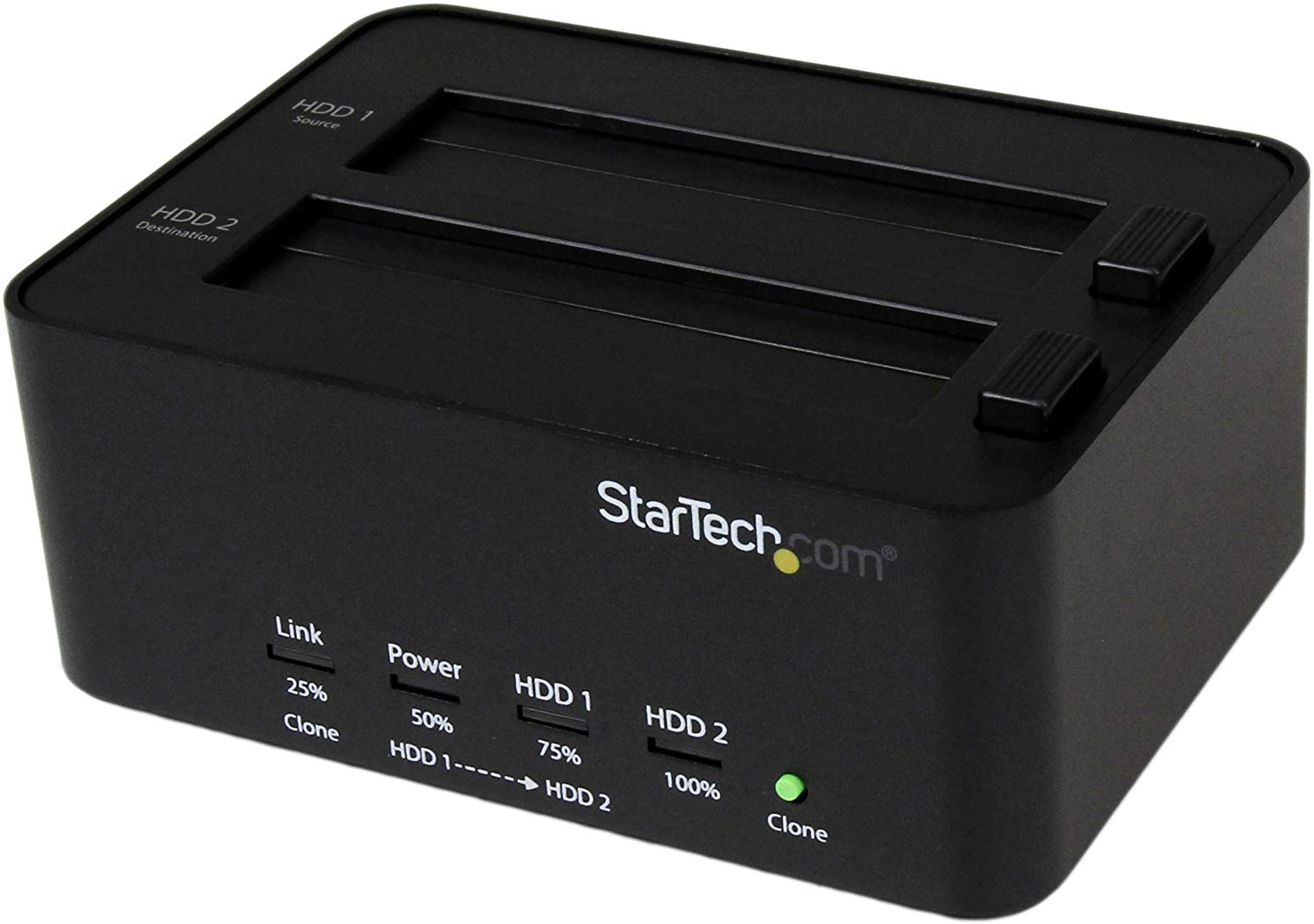 StarTech.com HDD Docking Station - USB 3.0 to 2.5/3.5in SATA