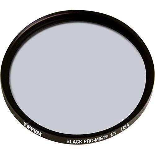 Tiffen 77mm Black Pro-Mist 1/4 Filter