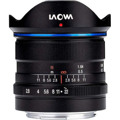Venus Optics Laowa 9mm f/2.8 Zero-D for M43