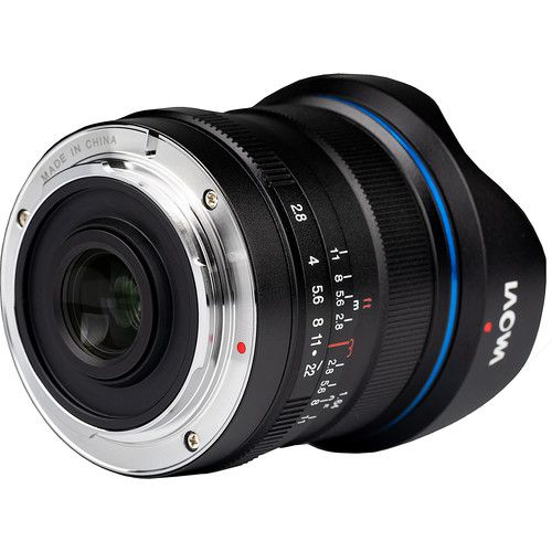 Venus Optics Laowa 9mm f/2.8 Zero-D for M43
