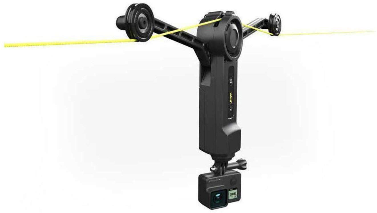 Wiral LITE Motorized Cable Camera Motion Control System for GoPro, Cameras and Smartphones