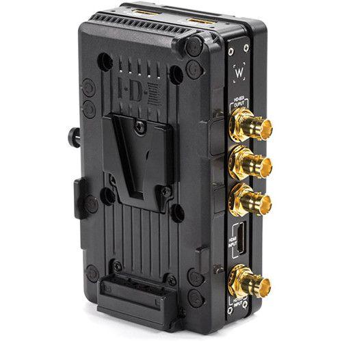 Wooden Camera C-Box 3G-SDI and HDMI Converter (V-Mount)